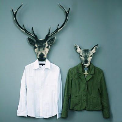 deer hanger