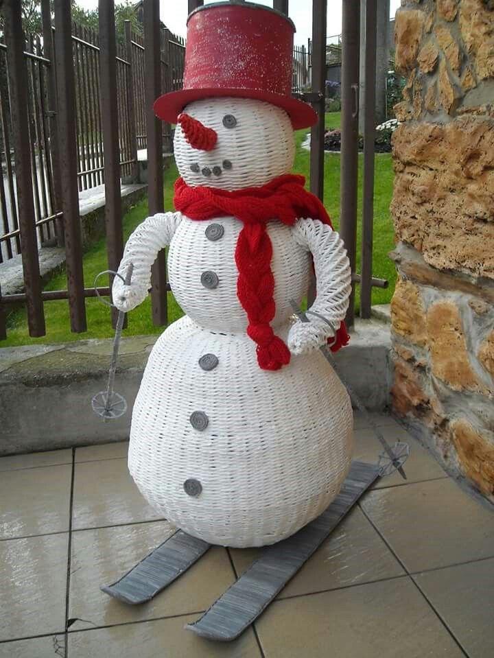 Snehuliak 90cm