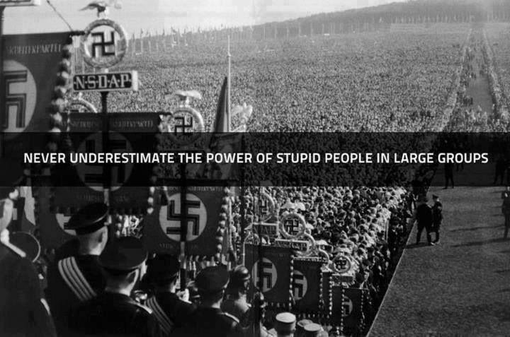 Life's Best #Nazi #Hitler #Stupid #People #Never #Again