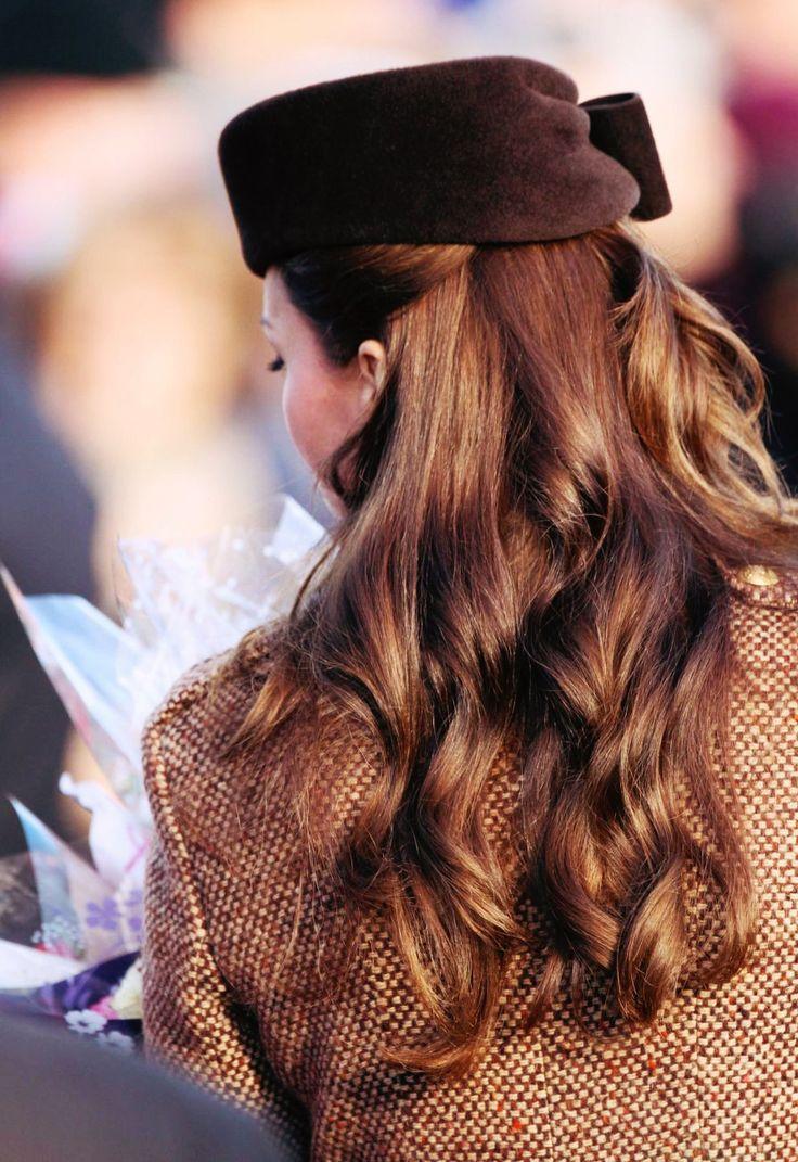 Catherine, Duchess of Cambridge - December 25, 2014 - Christmas service
