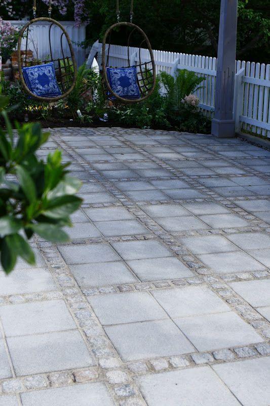 Cementplatta vs. Gatsten | Granit | Uppfart | Stenläggning | Plattsättning | LILLA VILLA VITA