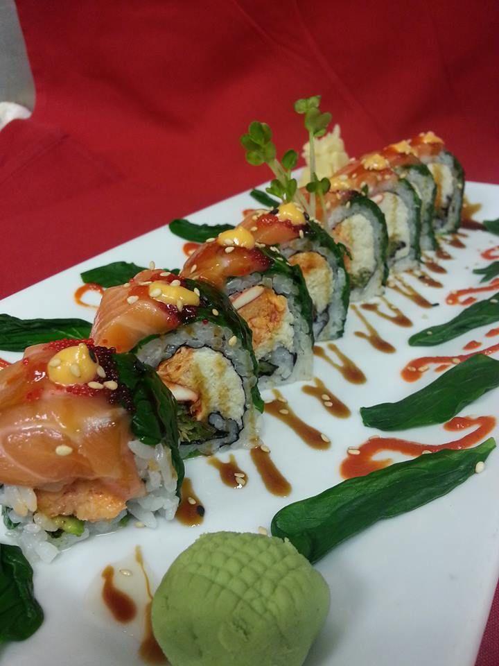 AZN Azian Cuisine | I Heart Naples Florida Blog #naples #naplesflorida