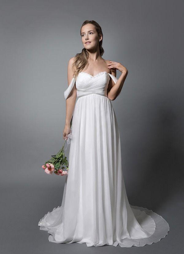 3da10700915 Artemis is the essence of a Grecian goddess.  Bride  Wedding  CustomDresses   AZAZIE .