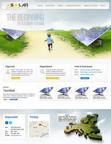 Asolar website 2