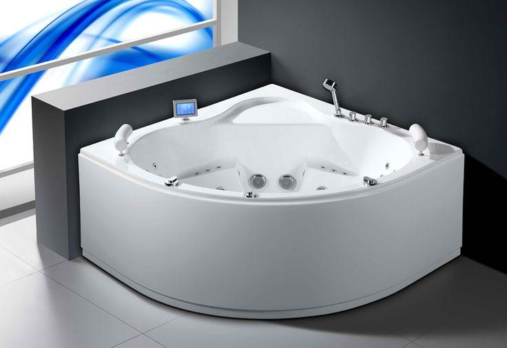 les 8 meilleures images du tableau baignoire baln o sur pinterest. Black Bedroom Furniture Sets. Home Design Ideas
