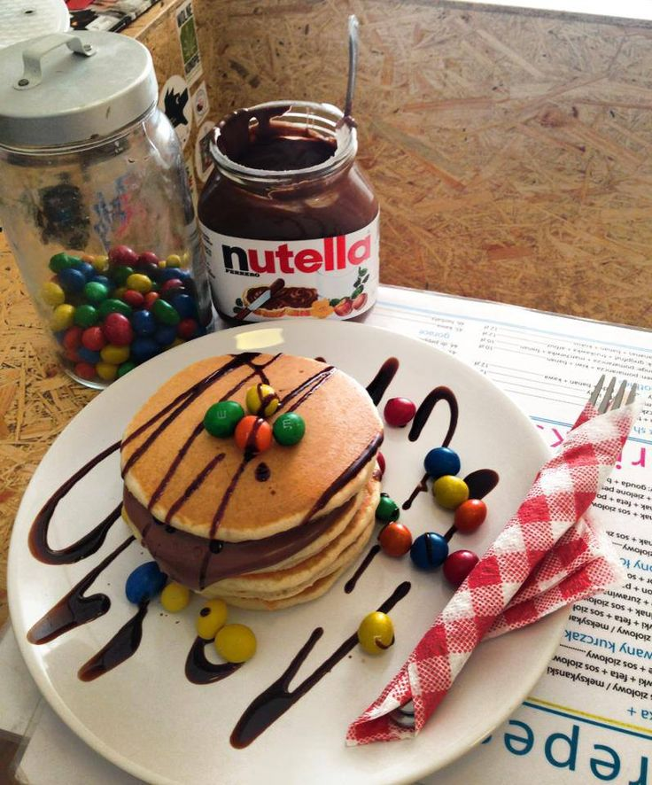 #NUTELLA I #MMS ZAWSZE NA PROPSIE! pinned with Pinvolve - pinvolve.co