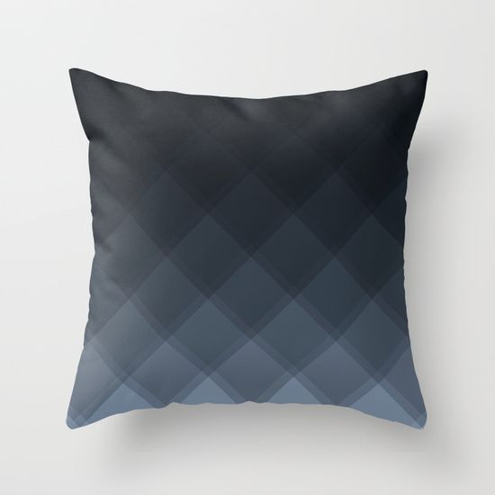 Oyster Tile pattern pillow