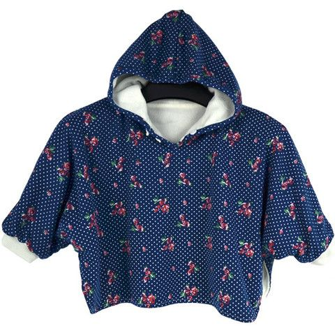Baby Infant Kids Shawl Two Sided Hooded Outwear Clothes Cloak Cape Coat $17.99 CAD