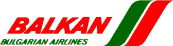 Bulgarian airlines 50 logos de aerolíneas
