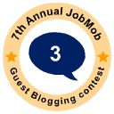 The 7th Annual JobMob Guest Blogging Contest is Almost Here | JobMob