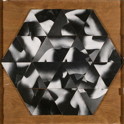 Robert Heinecken - Multiple Solution Puzzle, 1965