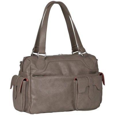 Ce sac à langer Tender de la marque Lässig est très pratique avec ces nombreux rangements et accessoires. Il est en plus utilisable comme sac à main grâce à son design moderne