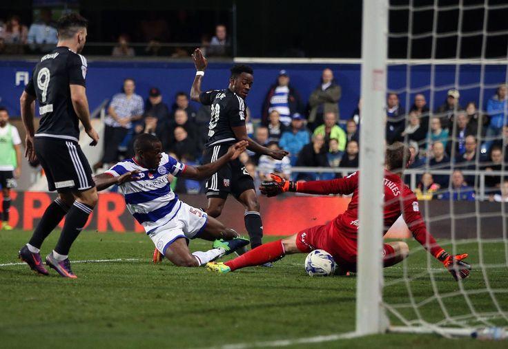 @QPR that looks like a goal! #9ine