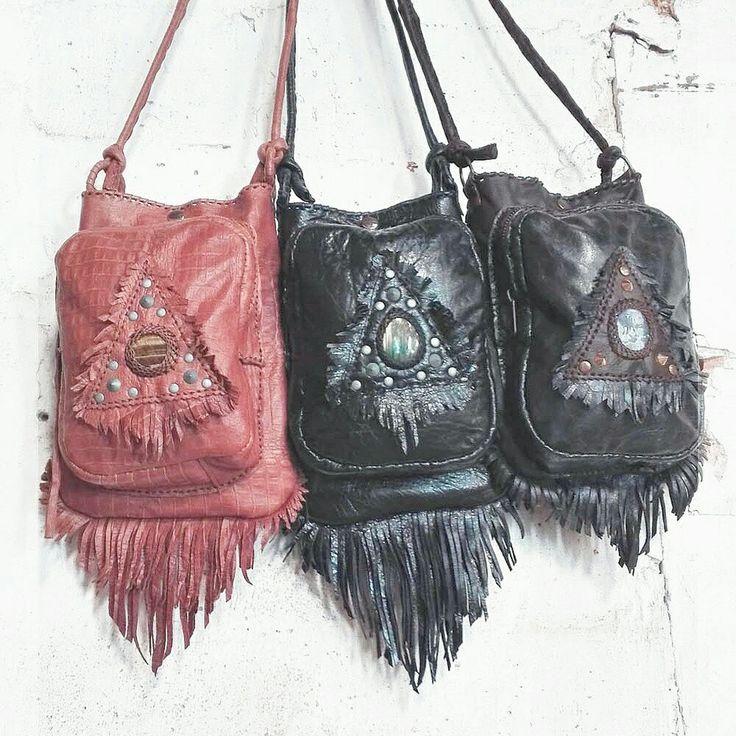 Boyo cross body bags with gemstones
