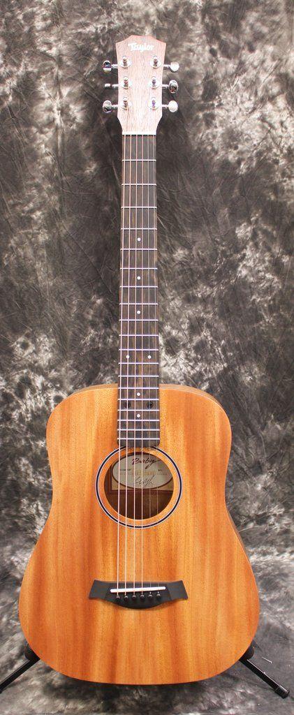 Taylor Baby Taylor Mahogany Acoustic Guitar Natural w/Gigbag