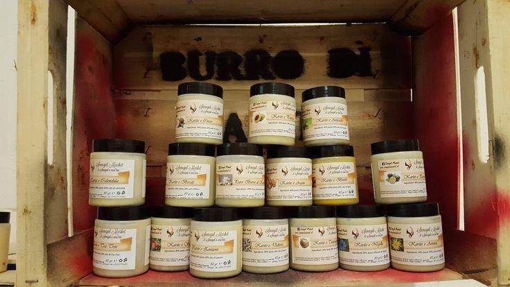 Burro di Karite Puro e con olii naturali di SenegalMarket su Etsy