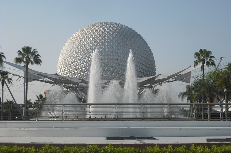 Yet another Epcot Disney Ball