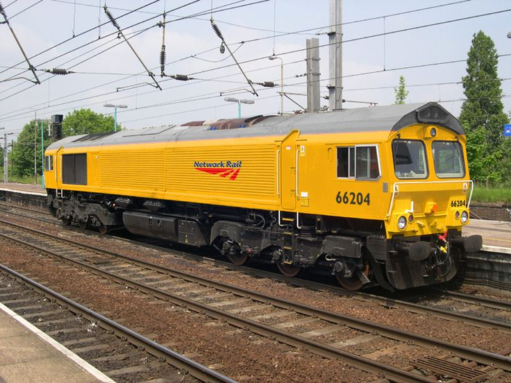 Network Rail's collection of yellow locos keeps growing - will 66s ever be added to it?