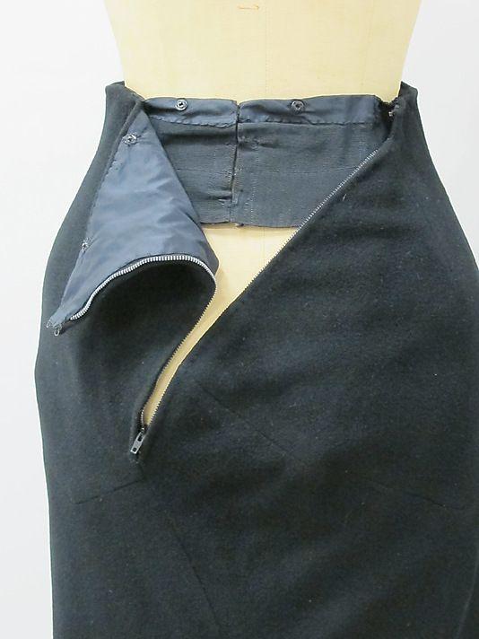 Skirt...Charles James