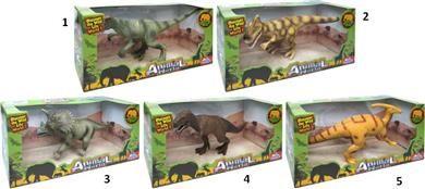 Acco Δεινόσαυρος-5 Σχέδια (18894) | Moustakastoys.gr