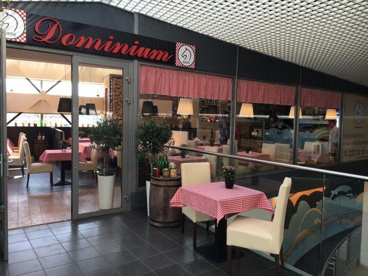 #gustodominium #dominium #restaurant #wrocław #wroclove #new #italy