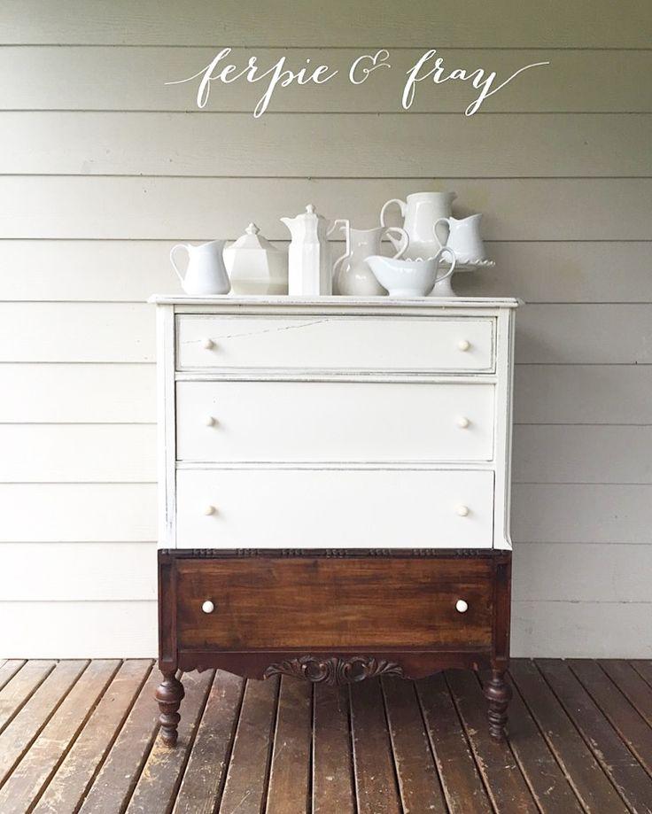 Best 25+ Antique white furniture ideas on Pinterest | Chalk paint table, Antique  white paints and White paint for furniture - Best 25+ Antique White Furniture Ideas On Pinterest Chalk Paint