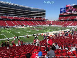 1 Sec 120 Row 36 Super Bowl 50 Ticket Feb 7th in Hand 800 842 1489 | eBay