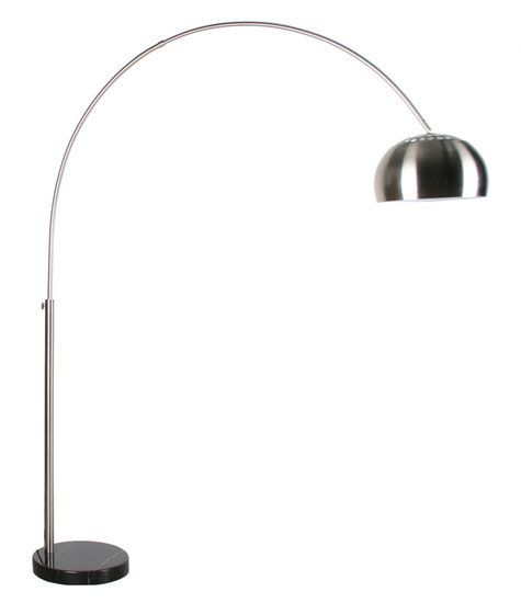 Staande lamp Lugano booglamp, bekijk deze betaalbare Staande lamp Lugano booglamp - Meubelen Online heeft een grote collectie betaalbare design meubelen.
