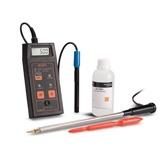 CONDUCTIMETRO PARA MEDICIONES DIRECTAS EN TIERRA Y SOLUCIONES FERTILIZANTES HI 993310 - HANNA Instruments, Fabricante de instrumentos de medida y análisis.