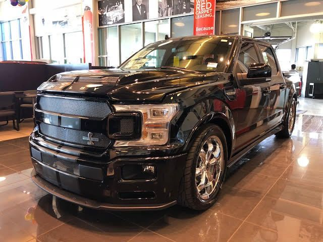 2018 Ford F 150 Super Snake F150 755hp Supercharged Super Snake