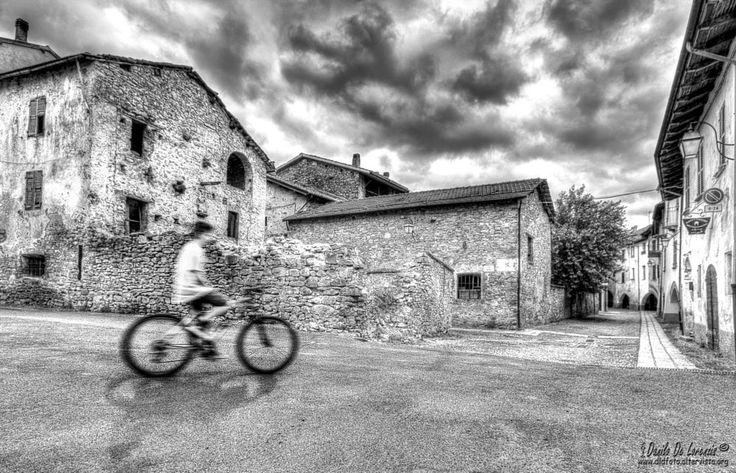 Young cyclist by dlddanilo