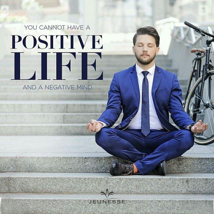 Hidup sehat itu hanya mungkin jika pikiran positif