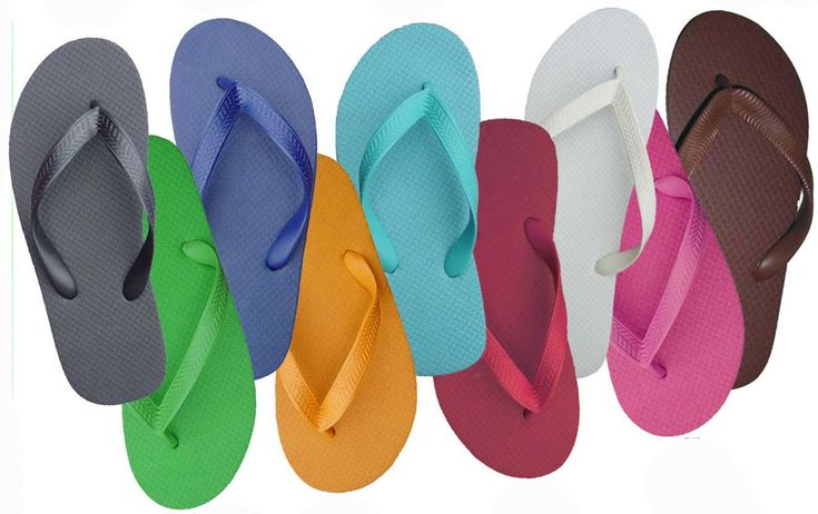 Flip-Flops, sandals, huaraches, crocs... adorn yourself with your favorite summer footwear and get outside.