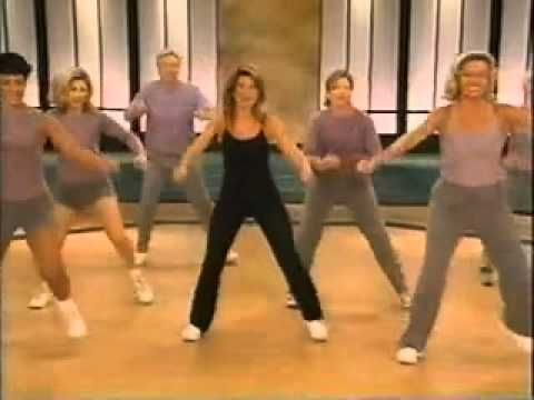 Walk Away the Pounds 1 Mile Express by Leslie Sansone's Walk at Home #exercise #videos