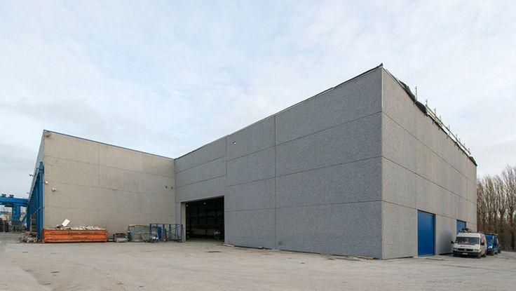 31 best images about concrete hangar hangars en beton on. Black Bedroom Furniture Sets. Home Design Ideas