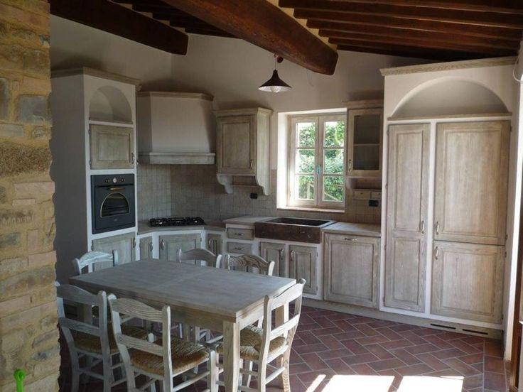 Le 10 cucine in muratura che devi assolutamente vedere.