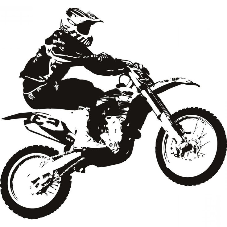 how to draw a dirt bike video