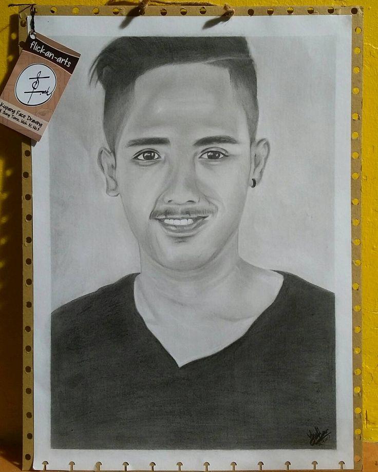 Realism drawing by Flickan Arts on A4 paper. Check it out! Tumblr : flickanyunike, Instagram : flickan_arts