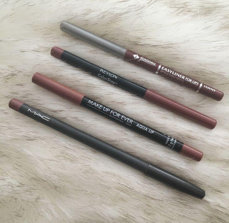 Kylie Jenner Lip Trend On Any Budget – Abigail Lindsay #lipliner #makeupforever #jordana #revlon #mac #macwhirl