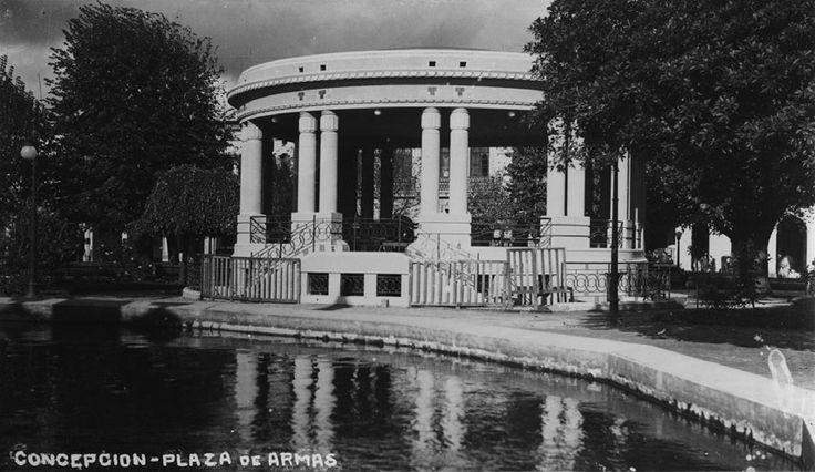 Odeón plaza Independencia, década de 1950 (