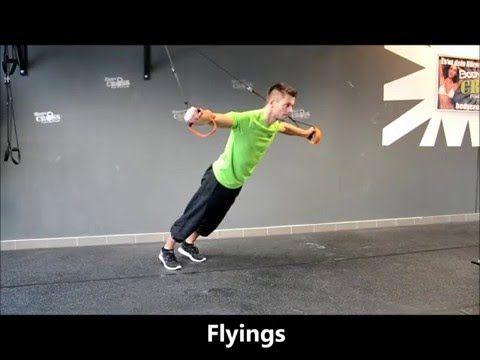 17 effektive Sling Trainer Übungen für Fortgeschrittene - YouTube