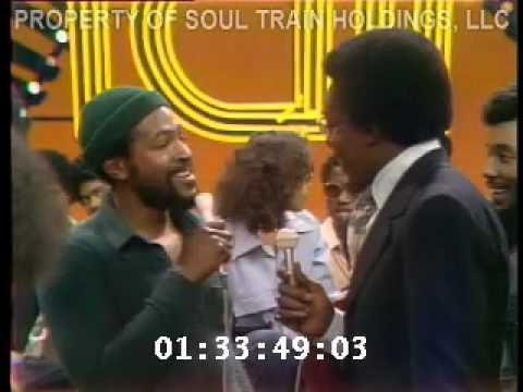 "Marvin Gaye performs ""Let's Get It On."""