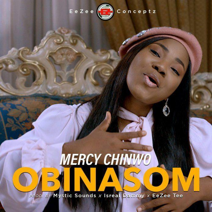 Another New Release From The Eezee Conceptz One Of The Nigeria Top Leading Gospel Artists Mercy Chinwo Release In 2020 Gospel Music Download Gospel Music Gospel Song