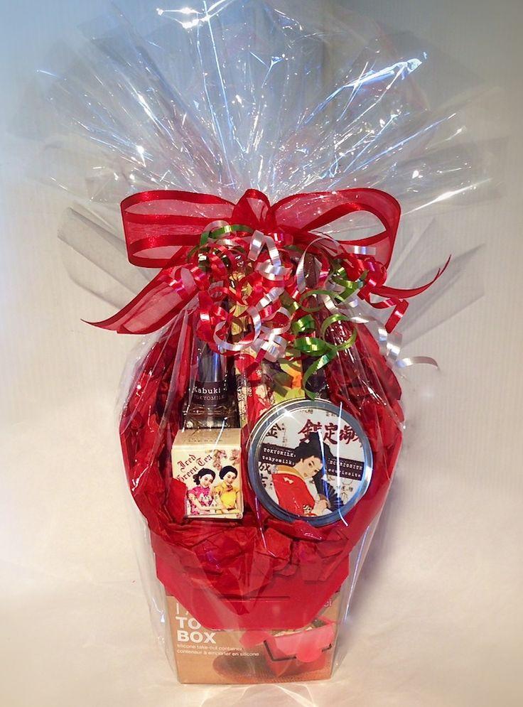 Tokyo Milk Kabuki Gift Basket | Dream Weaver