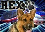 Игровой автомат Rex  http://azartnayaigra.com/avtomaty-besplatno/rex  Полицейский пес Rex находит деньги в автомате Rex