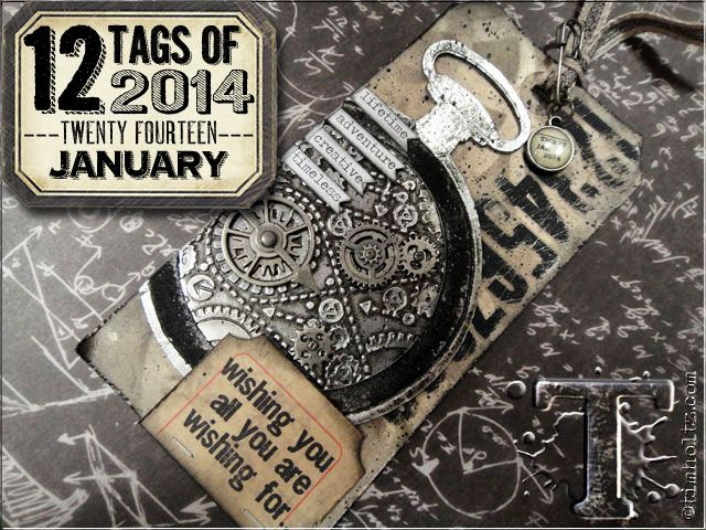12 tags of 2014 – january…