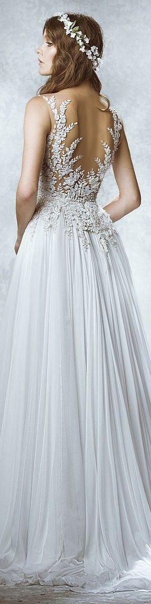 170 best ZUHAIR MURAD images on Pinterest | Wedding frocks, Short ...