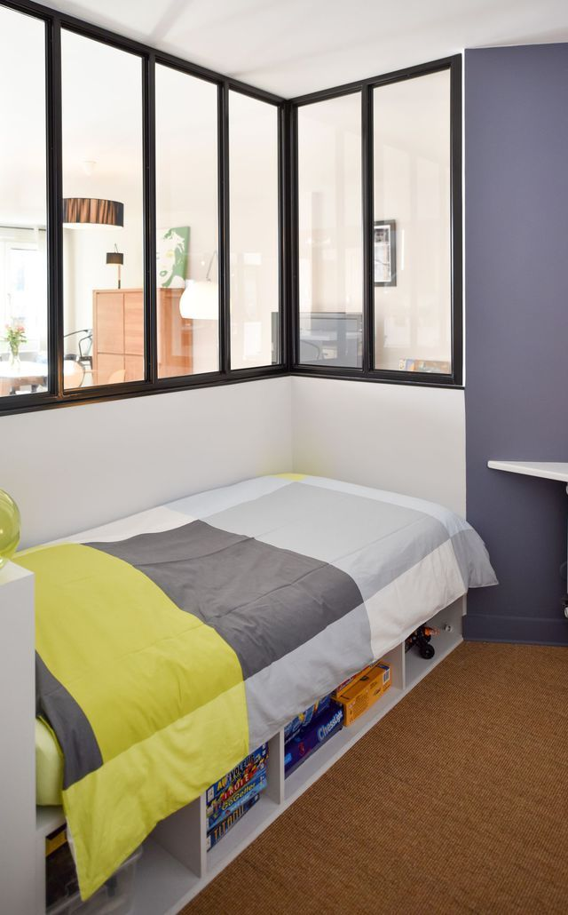 31 best id es d co verri res d 39 int rieur images on pinterest room dividers bedroom and bedrooms. Black Bedroom Furniture Sets. Home Design Ideas