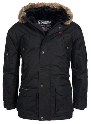 Geographical Norway Alaska men winter parka