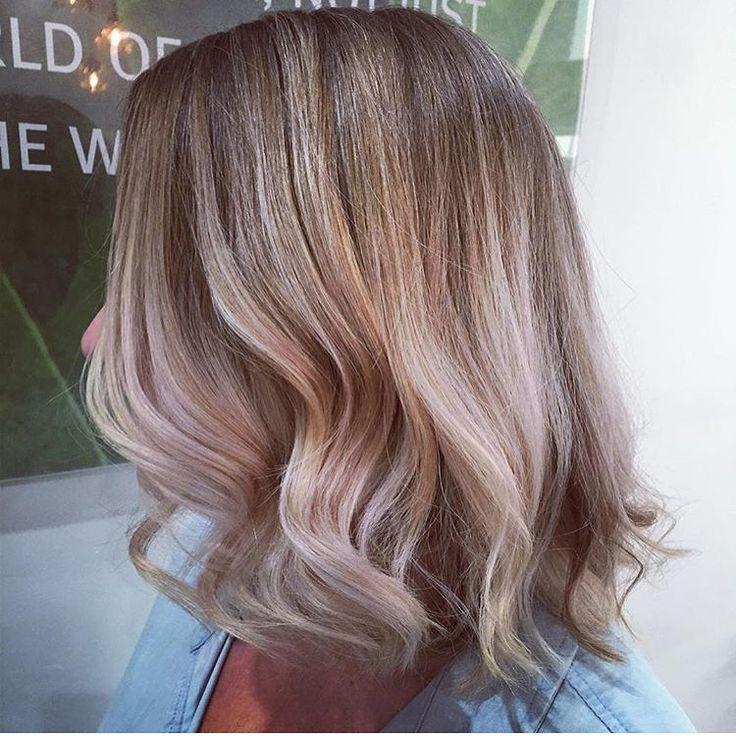 Blonde by Rachel @dalliancehair